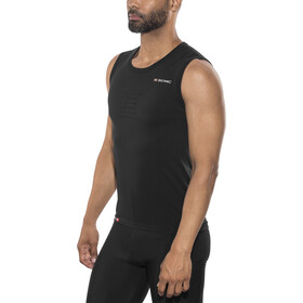 X-Bionic Speed Running Sleeveless Top Men black/pearl grey